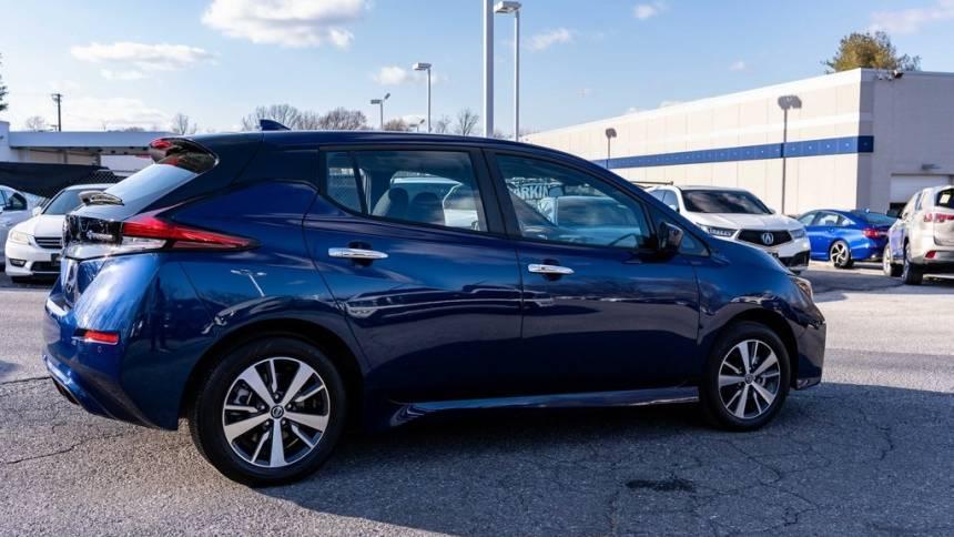 2020 Nissan LEAF 1N4BZ1BPXLC301544