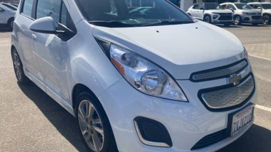 2016 Chevrolet Spark KL8CL6S05GC649993