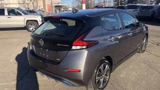 2018 Nissan LEAF 1N4AZ1CP4JC308397