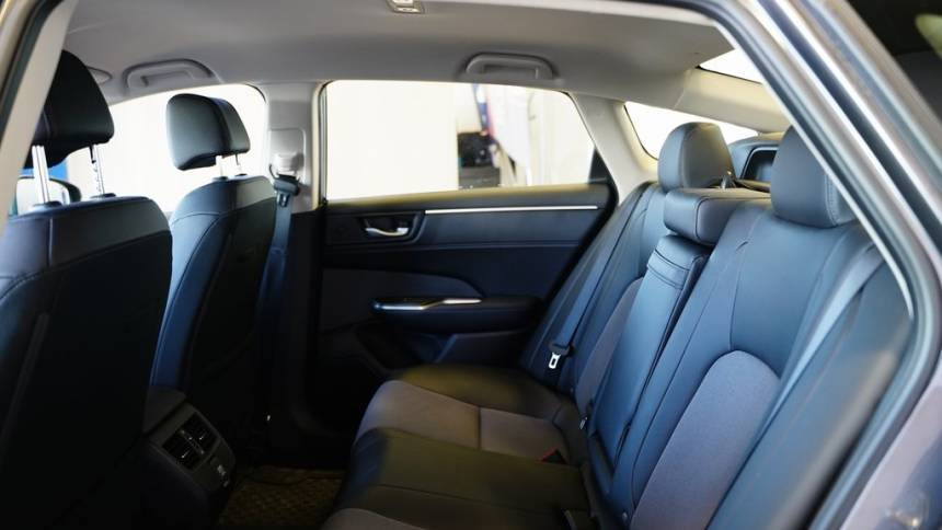 2018 Honda Clarity JHMZC5F13JC004005