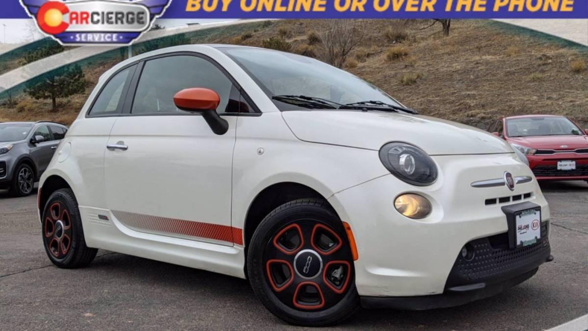 2014 Fiat 500e 3C3CFFGE1ET172875