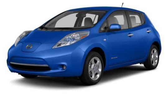 2013 Nissan LEAF 1N4AZ0CP5DC418860