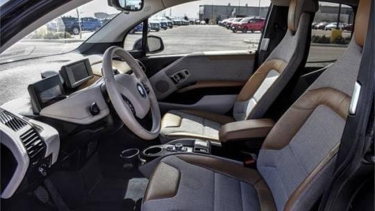 2014 BMW i3 WBY1Z2C56EV284756