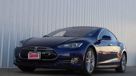 2016 Tesla Model S 5YJSA1E2XGF130269