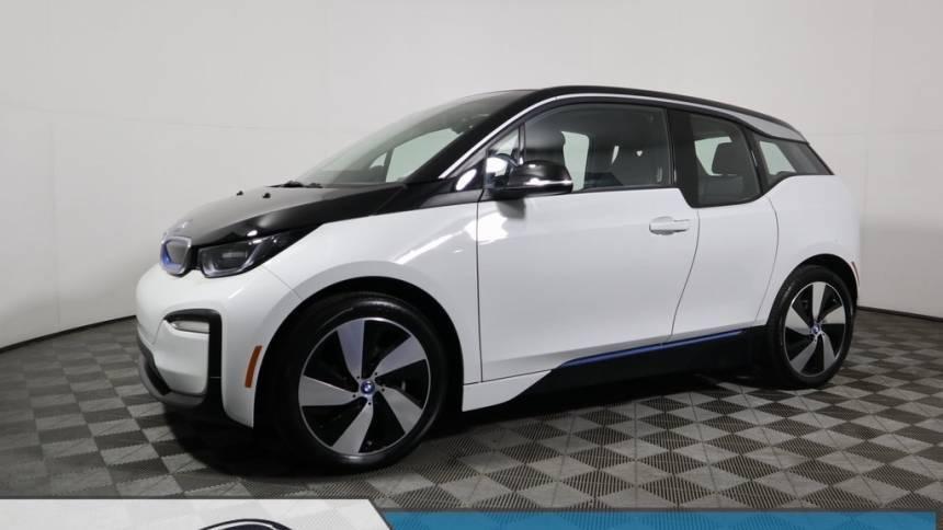 2018 BMW i3 WBY7Z4C50JVD95788