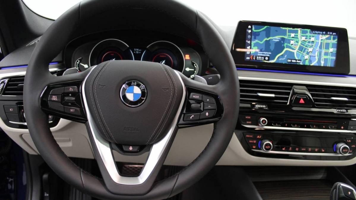 2018 BMW 5 Series WBAJA9C55JB250608