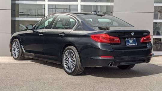 2018 BMW 5 Series WBAJB1C58JB084499