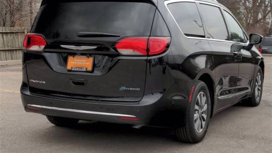2020 Chrysler Pacifica Hybrid 2C4RC1N75LR120168