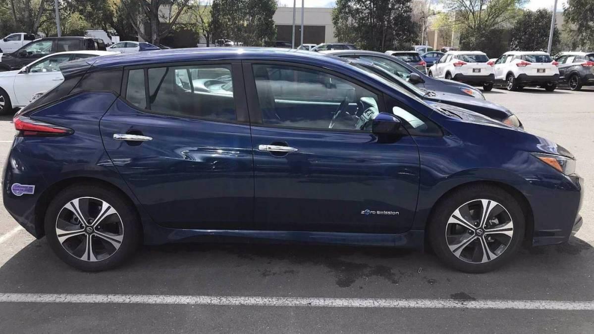 2018 Nissan LEAF 1N4AZ1CP7JC317174