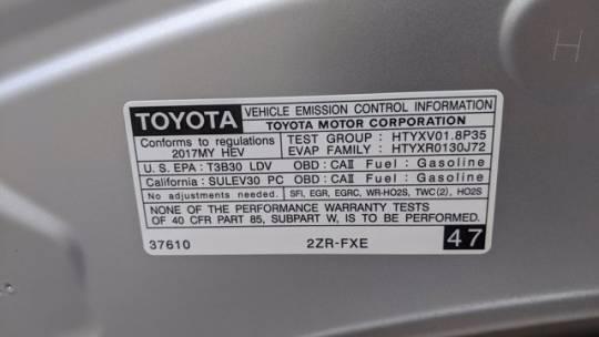 2017 Toyota Prius Prime JTDKARFP3H3054191
