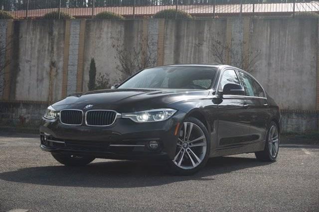2017 BMW 3 Series WBA8E1C3XHA030075