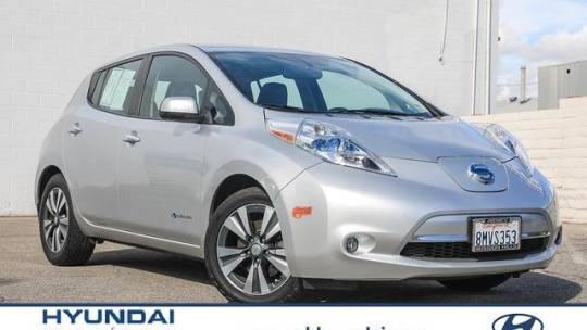 2015 Nissan LEAF 1N4AZ0CP6FC333321