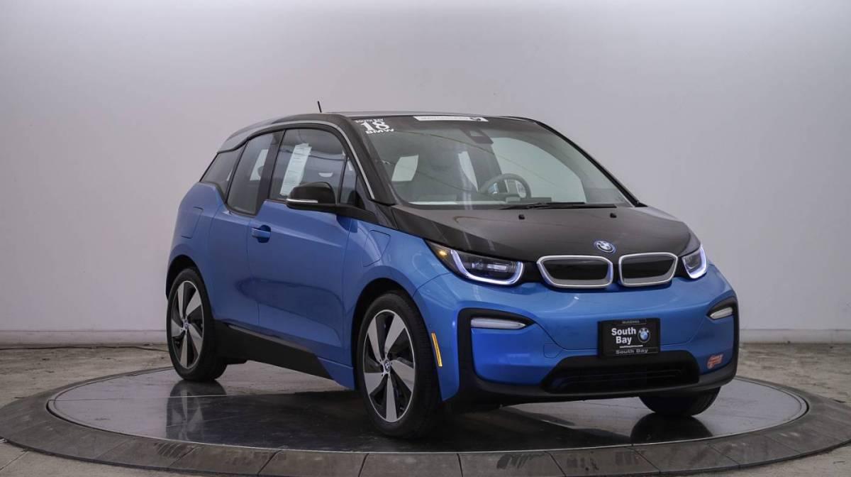 2018 BMW i3 WBY7Z4C53JVC34433