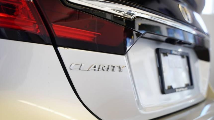 2018 Honda Clarity JHMZC5F10JC005712