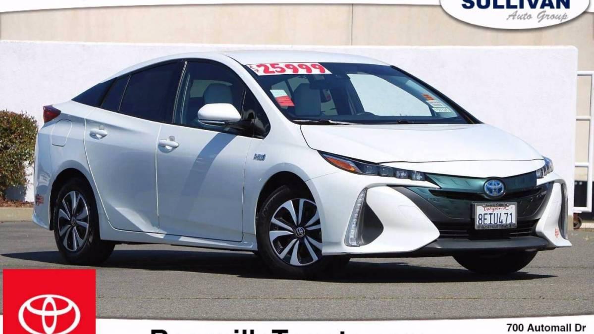 2018 Toyota Prius Prime JTDKARFP6J3078183
