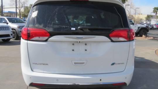 2018 Chrysler Pacifica Hybrid 2C4RC1N78JR124700