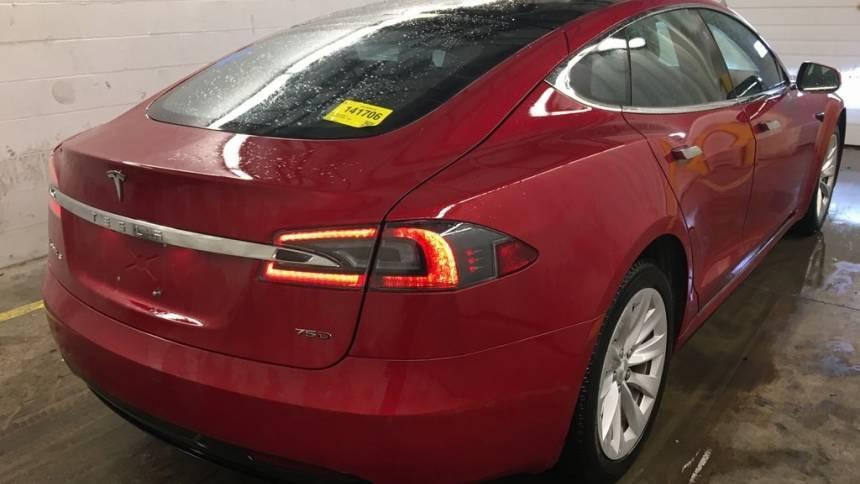 2018 Tesla Model S 5YJSA1E27JF243944