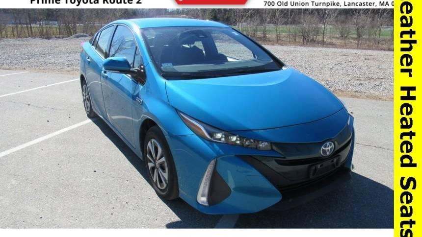2017 Toyota Prius Prime JTDKARFP0H3046534