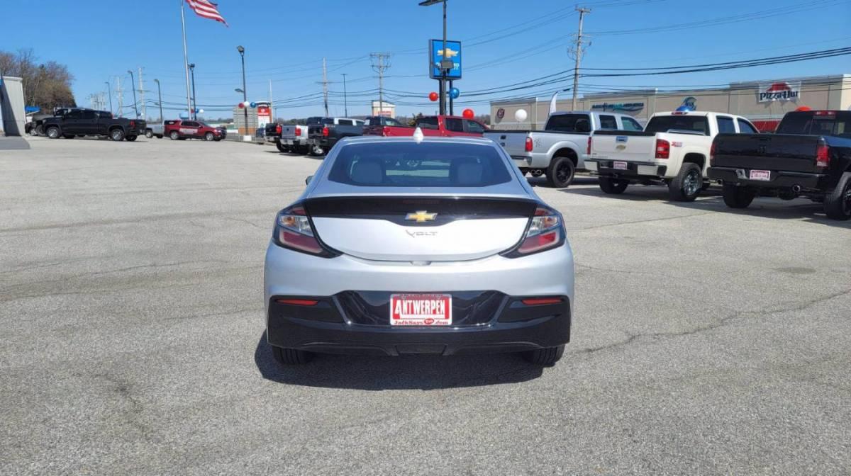 2017 Chevrolet VOLT 1G1RC6S56HU210691