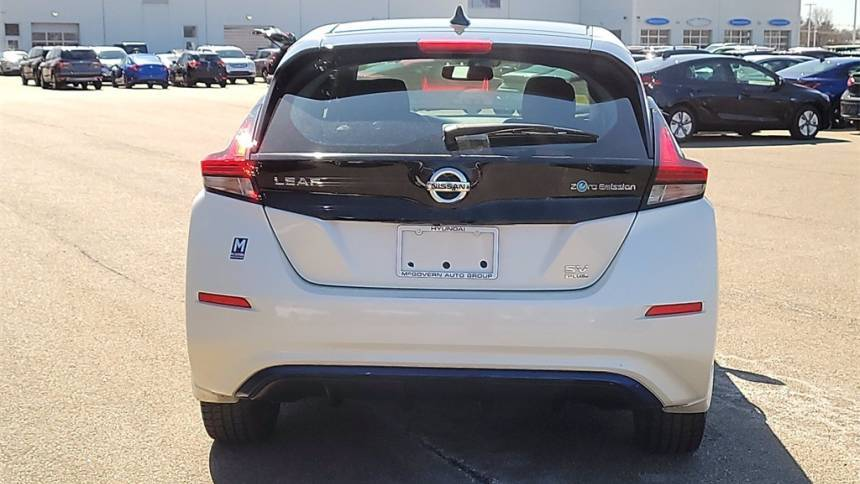 2019 Nissan LEAF 1N4BZ1CP8KC311261
