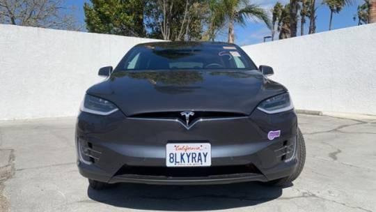 2019 Tesla Model X 5YJXCBE22KF183191