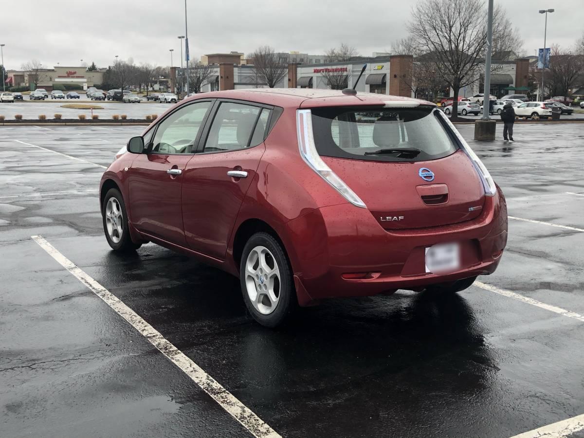 2012 Nissan LEAF JN1AZ0CP1CT024137