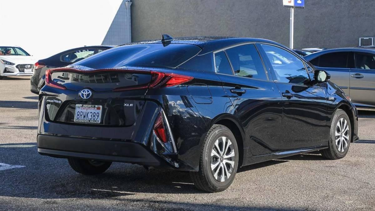 2020 Toyota Prius Prime JTDKARFP3L3160777