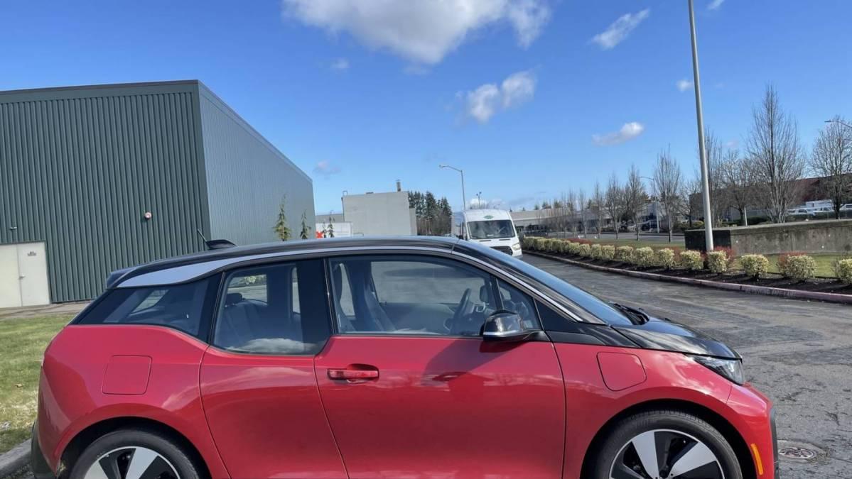 2019 BMW i3 WBY8P4C57K7D37354