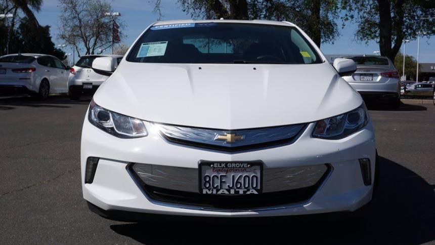 2018 Chevrolet VOLT 1G1RC6S57JU118513