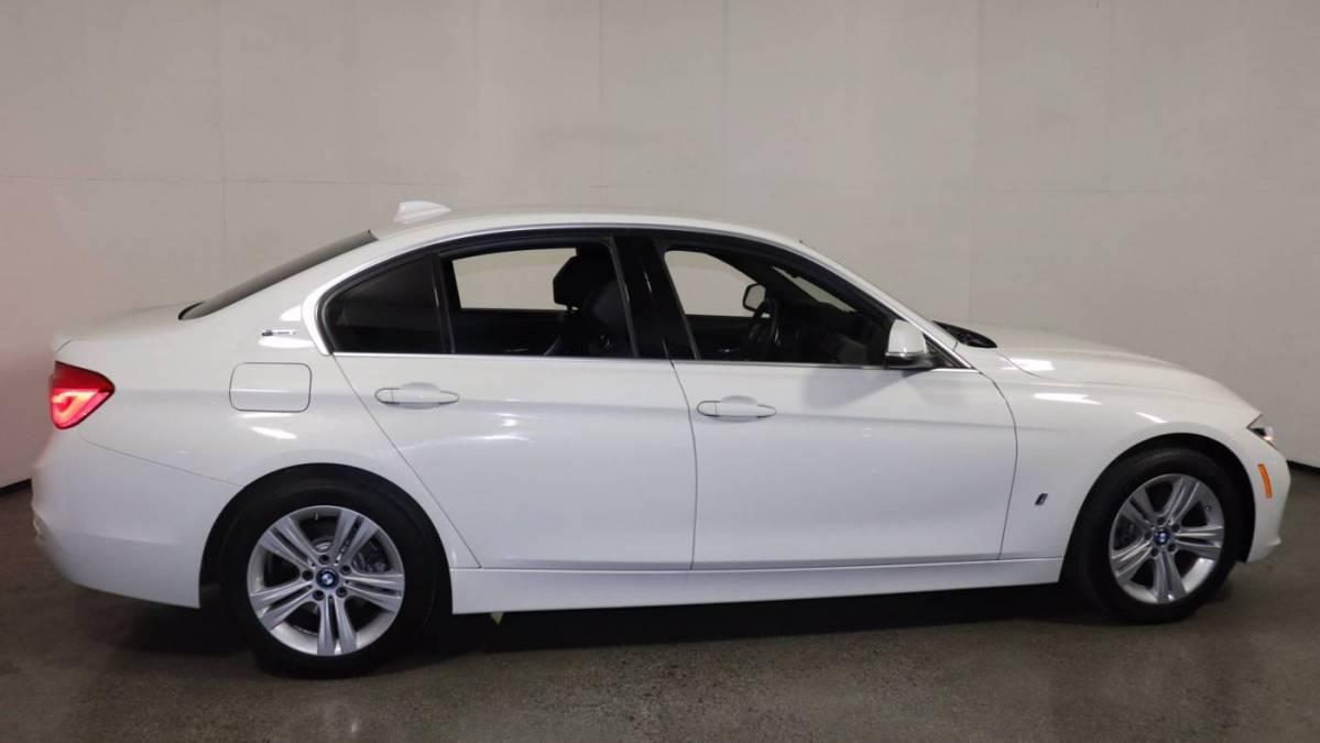 2018 BMW 3 Series WBA8E1C51JA178137