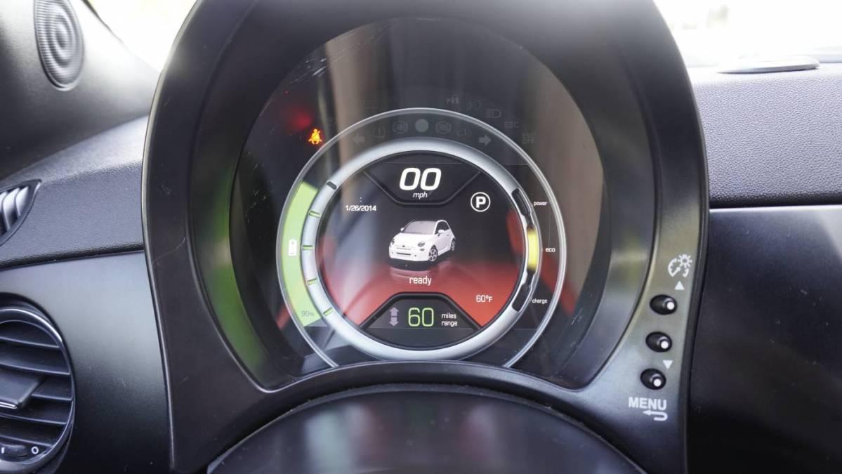 2015 Fiat 500e 3C3CFFGE5FT534272