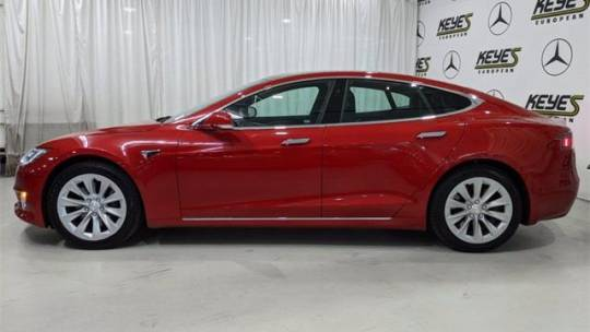 2018 Tesla Model S 5YJSA1E23JF293742