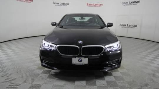 2018 BMW 5 Series WBAJB1C53JB085088