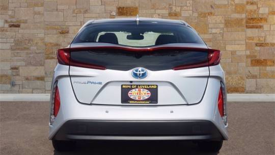 2017 Toyota Prius Prime JTDKARFP7H3058227