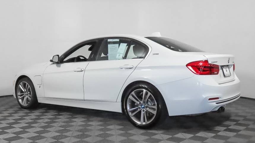 2018 BMW 3 Series WBA8E1C50JA756809
