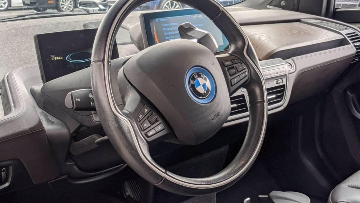 2017 BMW i3 WBY1Z8C53HV551410