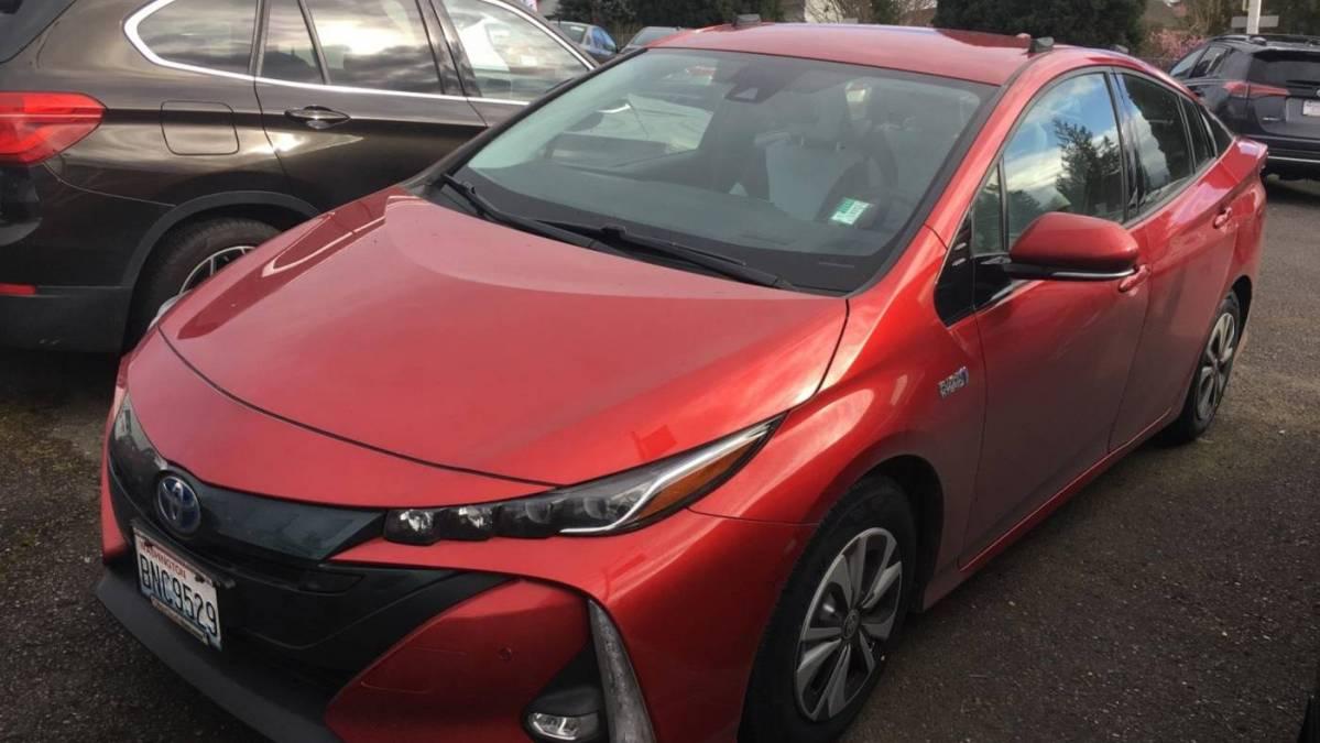 2018 Toyota Prius Prime JTDKARFP8J3100328