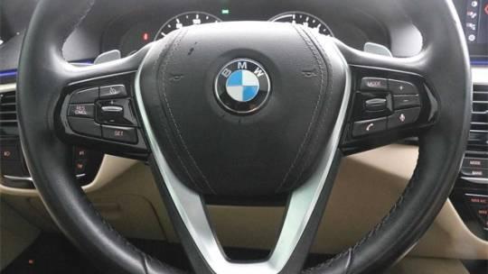 2018 BMW 5 Series WBAJA9C5XJB248983