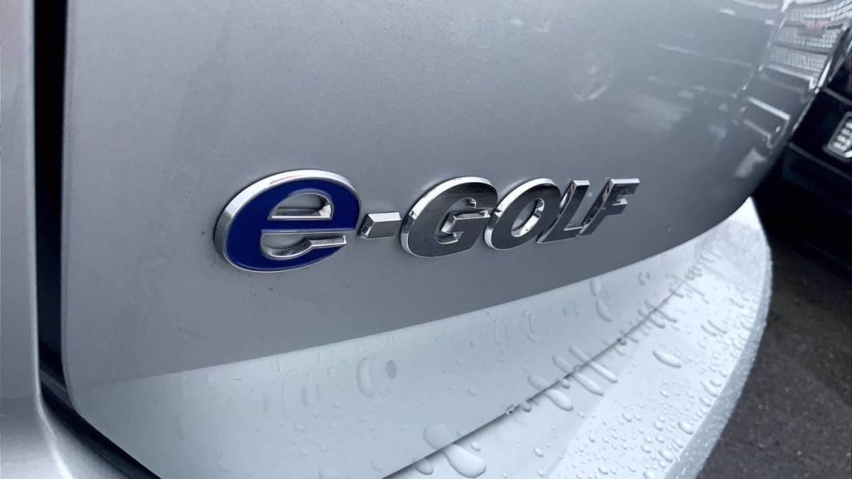 2019 Volkswagen e-Golf WVWKR7AU6KW908316