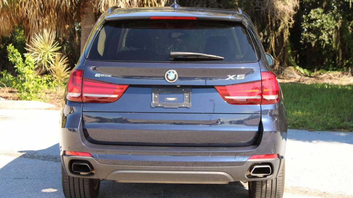 2016 BMW X5 xDrive40e 5UXKT0C57G0F75313