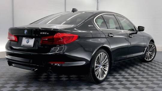 2018 BMW 5 Series WBAJB1C53JB084409