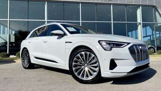 2019 Audi e-tron WA1VABGE4KB021631