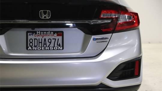 2018 Honda Clarity JHMZC5F32JC007933