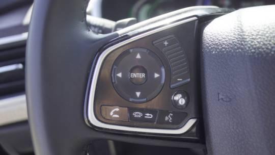 2018 Honda Clarity JHMZC5F30JC006697