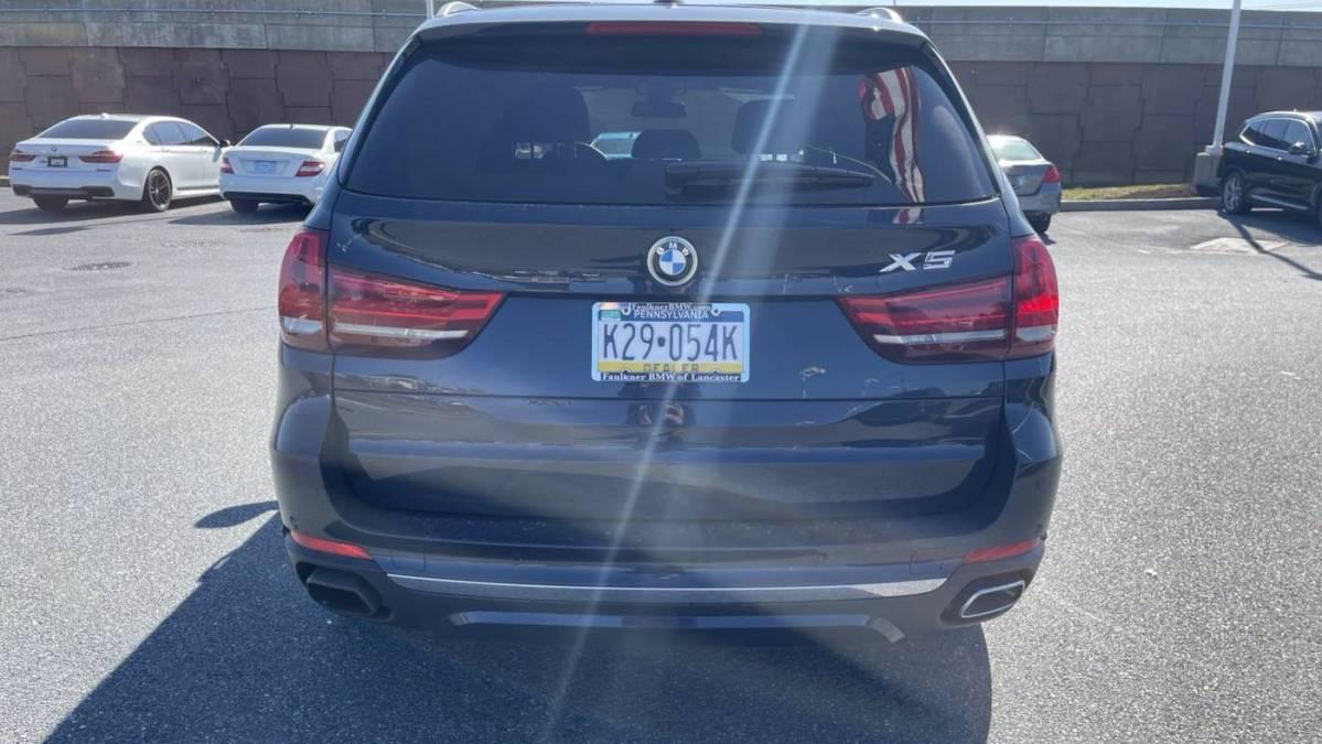 2018 BMW X5 xDrive40e 5UXKT0C59J0W02127