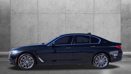 2018 BMW 5 Series WBAJA9C54JB249417