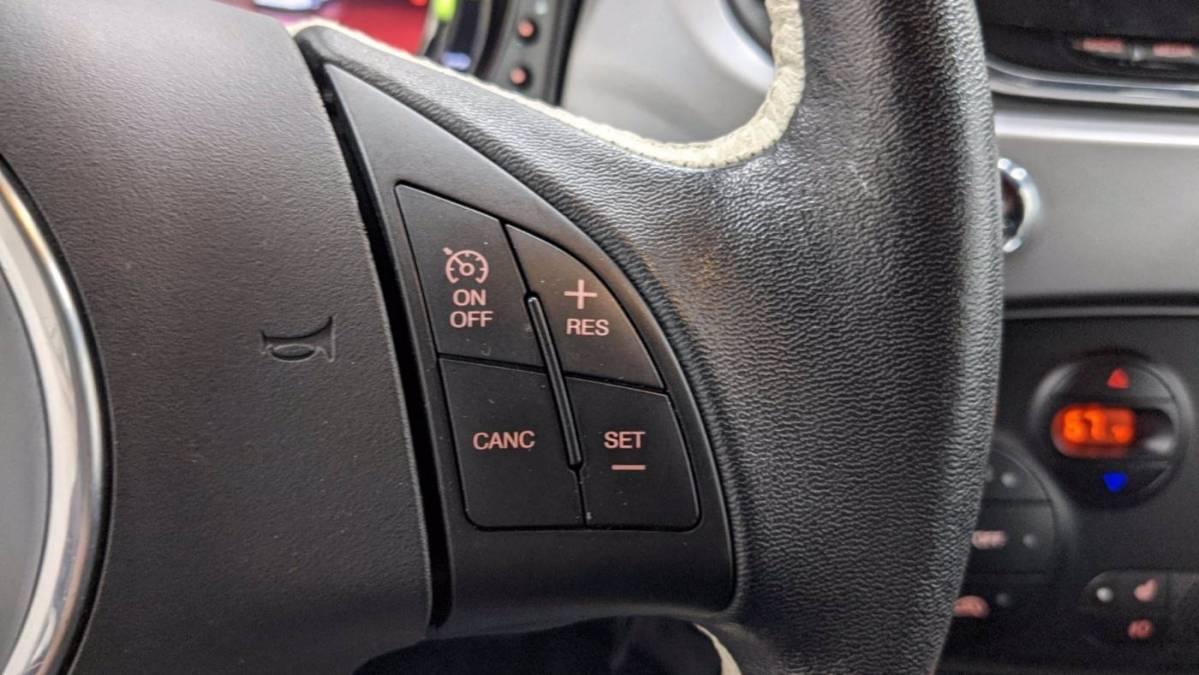 2017 Fiat 500e 3C3CFFGE9HT525321
