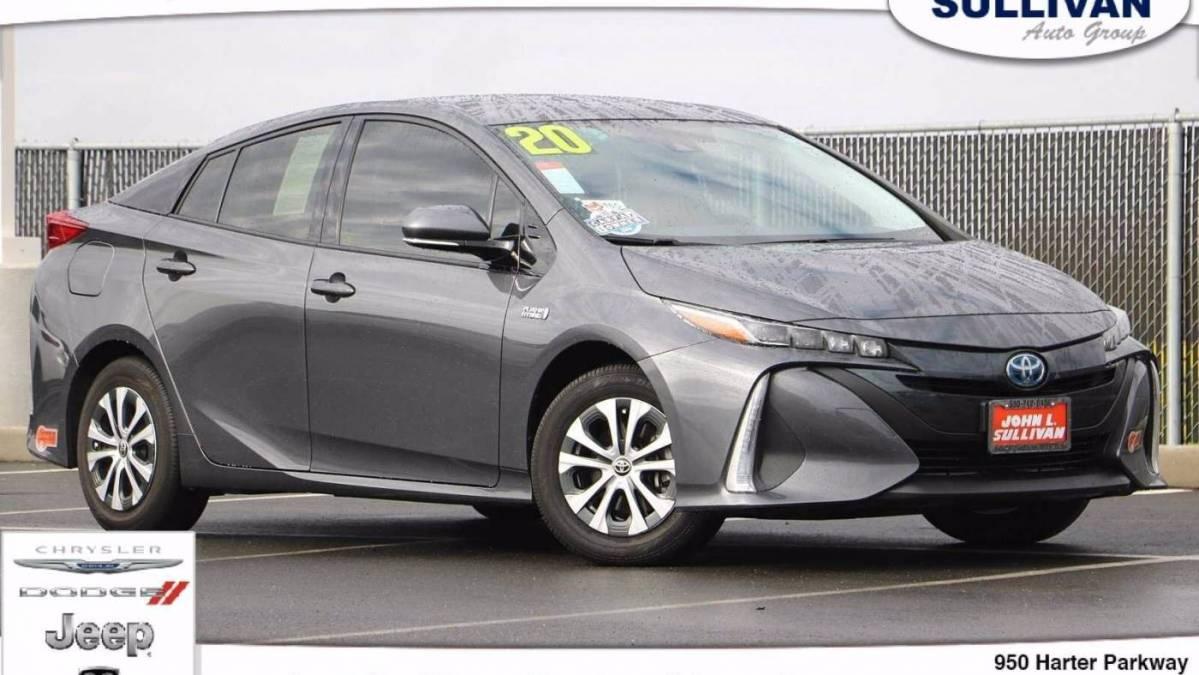 2020 Toyota Prius Prime JTDKARFP3L3150671