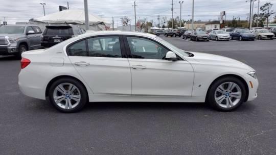 2017 BMW 3 Series WBA8E1C35HA159132