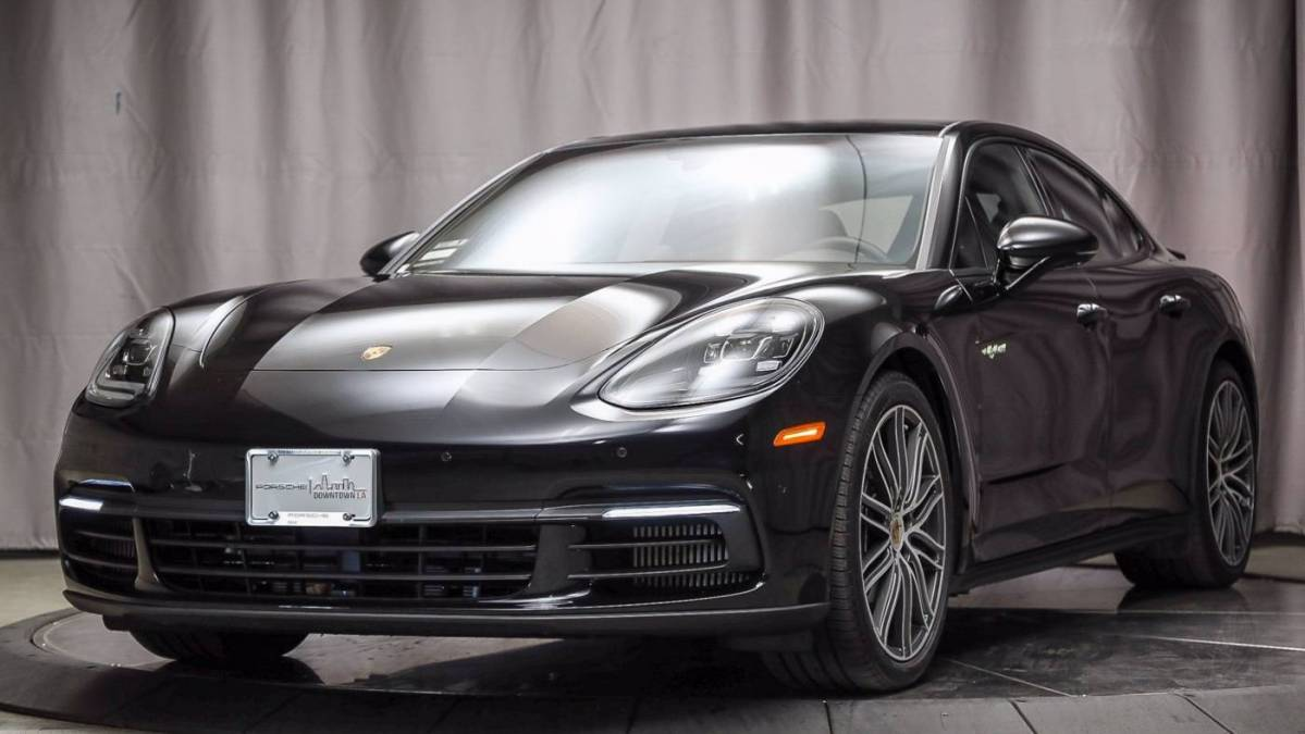 2020 Porsche Panamera WP0AE2A7XLL133588